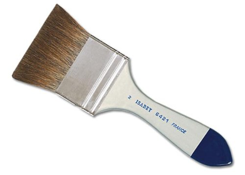 Isabey Brush Series 6421 Squirrel Wash 1-1/2''