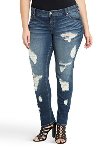 Torrid-Boyfriend-Jeans-Dark-Wash-with-Ripped-Destruction
