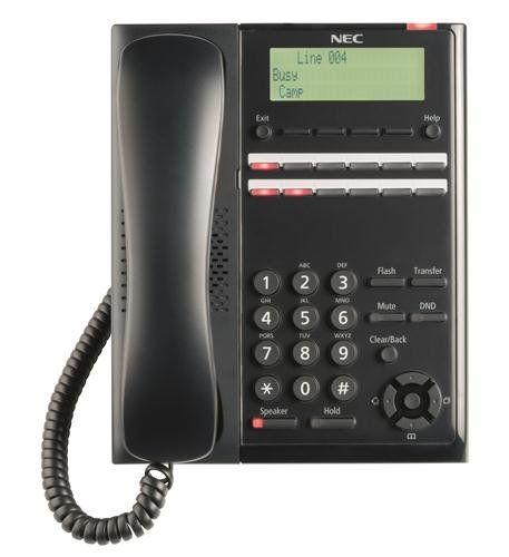 NEC SL2100 Digital Quick Start Kit with 4 Port Voicemail and 4 Digital 12 Button Phones - NEC-BE117449