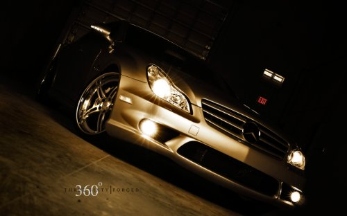 Mercedes Cls 55 360 Forged Spec 5Ive 8X10 -