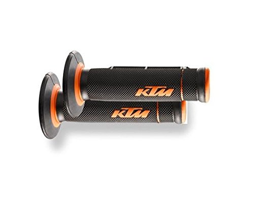 - KTM Open End Dual Compound Hand Grips