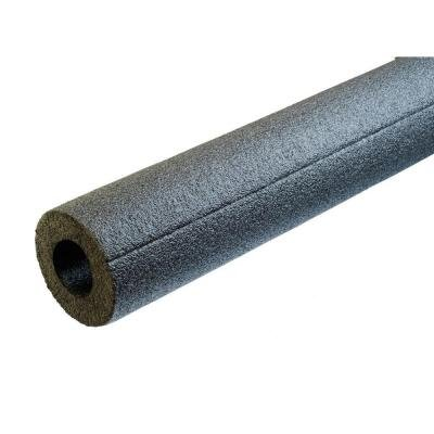 "Tubolit DGT05834S 5/8"" x 3/4"" Foam Semi-Split Pipe Insulation - 180 Lineal Feet/Carton, Polyethylene"