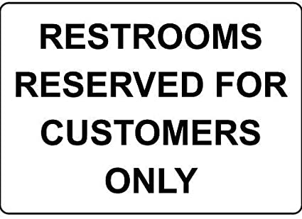 NNBT Office Left Arrow Business Sign Business Directional Sign for Outdoor /& Indoor 12 x 8