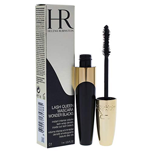 Helena Rubinstein Lash Queen Wonder Blacks Mascara, 01 Wonderful Black, 0.24 Ounce ()