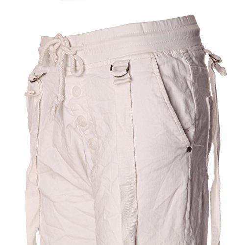 Basic de Para Pantalón Weiss Mujer CSrCU