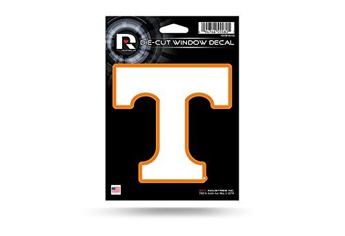 Tennessee Vols Stickers - Rico NCAA Tennessee Volunteers Die Cut Vinyl Decal