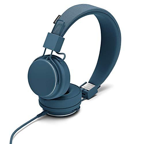 Urbanears Plattan 2 On-Ear Headphone, Indigo (04091671) (Renewed)