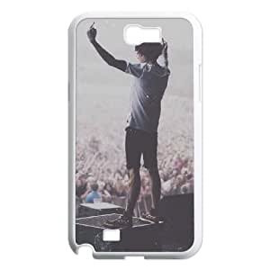 Bring Me The Horizon Samsung Galaxy N2 7100 Cell Phone Case White Gift pjz003_3398306