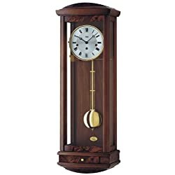 AMS Regulator wall clock, 8 day running time from R2607/1