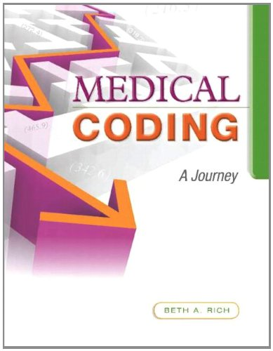 Medical Coding: A Journey (MyHealthProfessionsLab Series)
