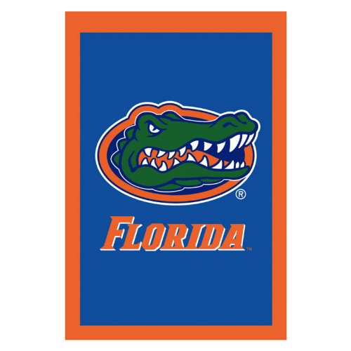 Ashley Gifts Customizable Applique Regular Flag, Double Sided, University of Florida