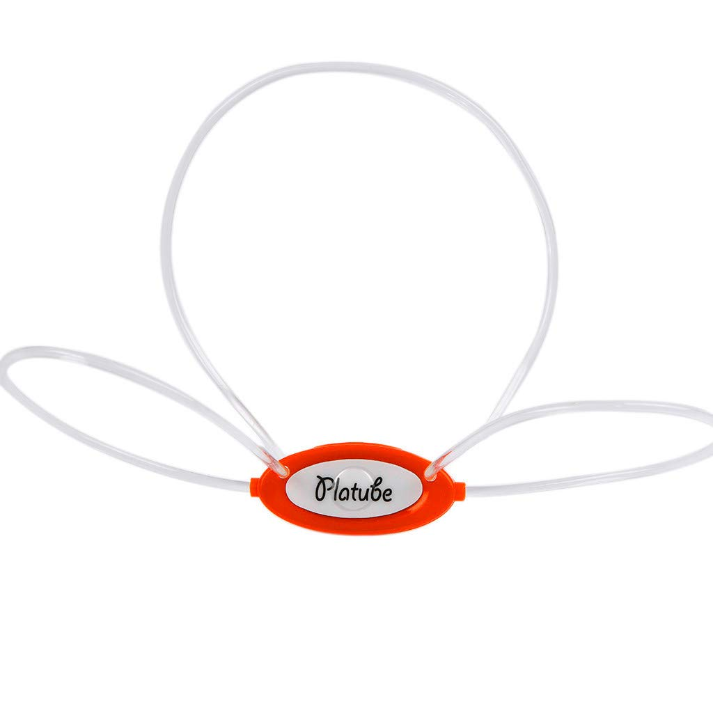 callm LED Pet Collar Adjustable Night Safety Pet Collar Luminous Light Up Pet Collar