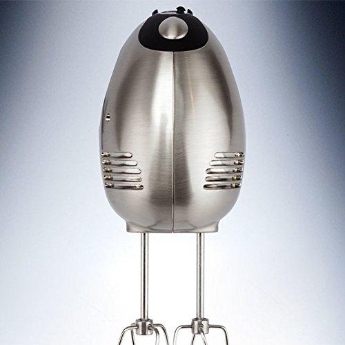 Gastroback 40981 Batidora amasadora de Varilla Especial para repostería, 16 velocidades+ Turbo, Display Digital, 300 W, Acero Inoxidable: Amazon.es: Hogar