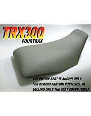 New Replacement seat cover fits TRX300 Honda FOURTRAX ATC TRX 300 Grey 312B