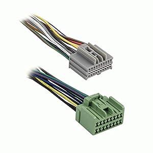 amazon com metra 71 2107 reverse wiring harness general motors metra 71 2107 reverse wiring harness general motors oem truck suv 2015 up