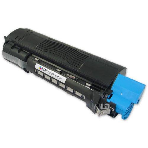LD © Okidata C3100/C3200 Series 'Type C6' Compatible Cyan 43034803 Laser Toner Cartridge, Office Central