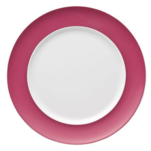 Thomas Sunny Day Dinner Plate, Raspberry