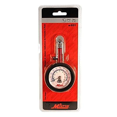 Milton S-931 Dial Tire Gauge: Automotive