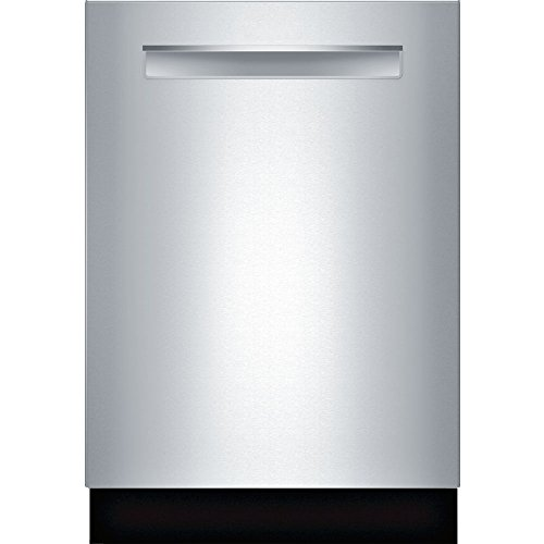 Bosch SHP65T55UC Stainless Integrated Dishwasher product image