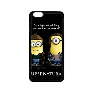 Supernatural Fashion Comstom Plastic case cover For Iphone 6