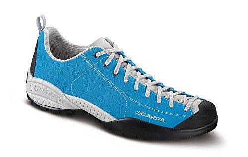 brillante Scarpa para hombre azul Zapatillas qrrZwI6