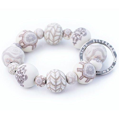 JILZARAH Wrist Keychain - Polymer Boutique Clay