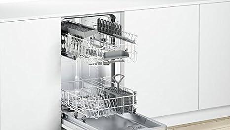 Bosch Serie 2 SPV24CX00E lavavajilla Totalmente integrado 9 ...