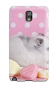 ZippyDoritEduard Snap On Hard Case Cover Animal Mouse Protector For Galaxy Note 3