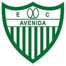 """EC Avenida - RS - Brazil - Brasil Football Soccer Futbol - Car Sticker - 4"""""""