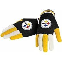 NFL Football 2014 Multi Color Team Logo Knit Gloves - Pick Team