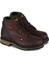 Thorogood Mens American Heritage 6 Static Dissipative Sport Plain Toe, Safety Toe Boot