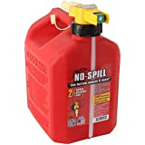 No-Spill 1405 2-1/2-Gallon Poly Gas Can