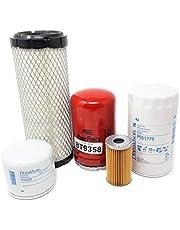 Kubota L3010 L3130 L3410 L3430 HST Models Maintenance Filter Kit (05 Filters)