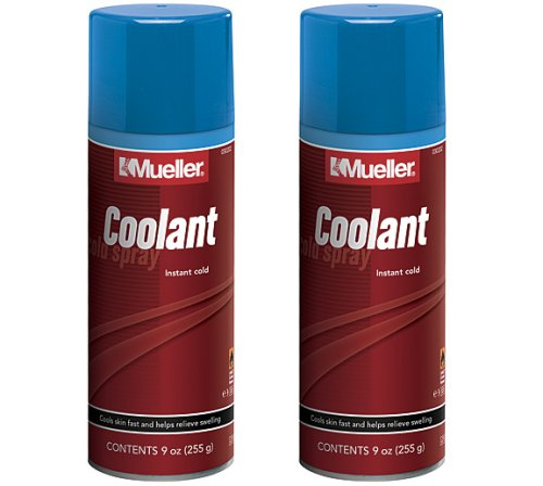 Mueller 9 Ounce Cold Spray - Set of Two by Mueller