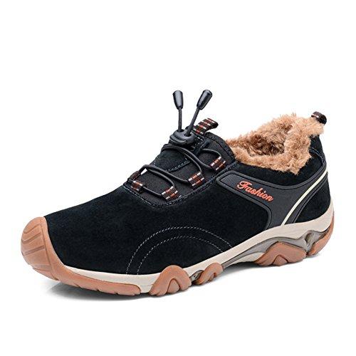 3408c91f91 BomKin Men s   Women s Outdoor Casual Hiking Shoes Keep Warming Climbing  Shoes 70%OFF