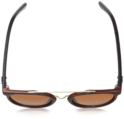 Paloalto Sunglasses P73010.3 Lunette de Soleil Mixte Adulte, Marron