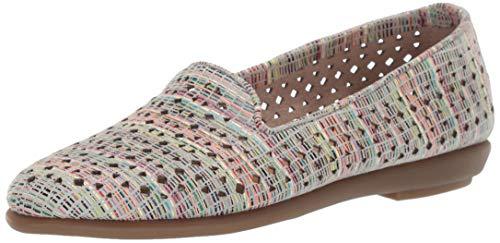 Aerosoles Women's You Betcha Shoe, Multi Stripe, 9.5 W US