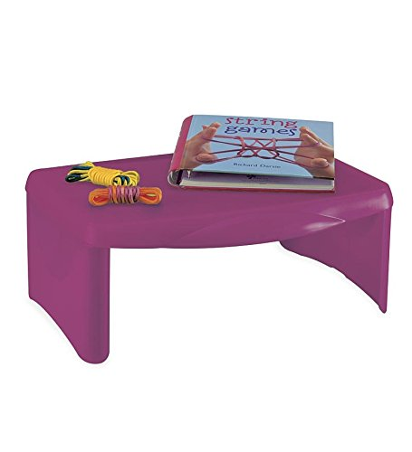 HearthSong® Collapsible Folding Lap Desk, in Pink