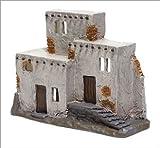 Christmas Nativity Figurine - J.L. Mayo -Buildings–Series 11cms BEL070