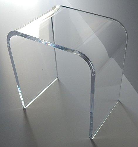 Acrylic End Table 18