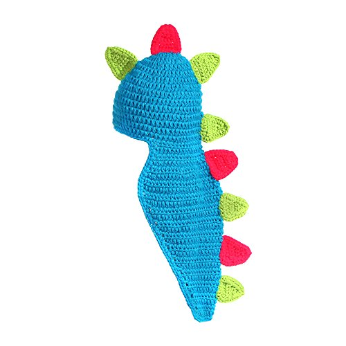 elee-newborn-baby-dinosaur-knit-crochet-clothes-beanie-hat-outfit-photo-props-1
