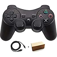 Molgegk Wireless Bluetooth Controller For PS3 Double...