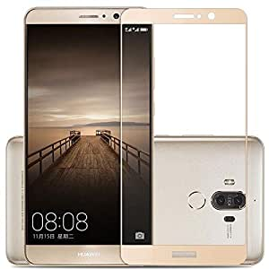 Tempered Glass Screen Protector For Huawei_Mate 10 Pro (Gold)