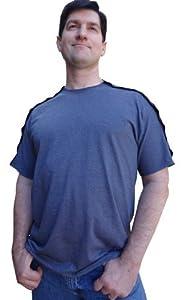 Blossom Breeze Post Surgery Wear   Men's T-Shirt