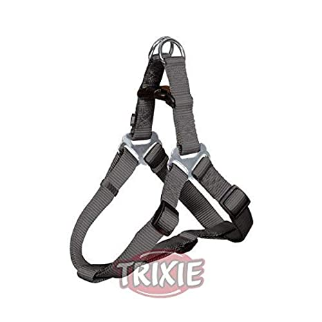 Trixie Petral Nylon Premium, XS-S, 30-40cm/10mm, Negro: Amazon.es ...