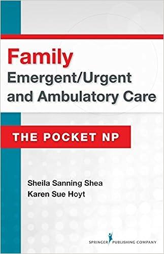 Family Emergent/Urgent and Ambulatory Care: The Pocket NP - Kindle