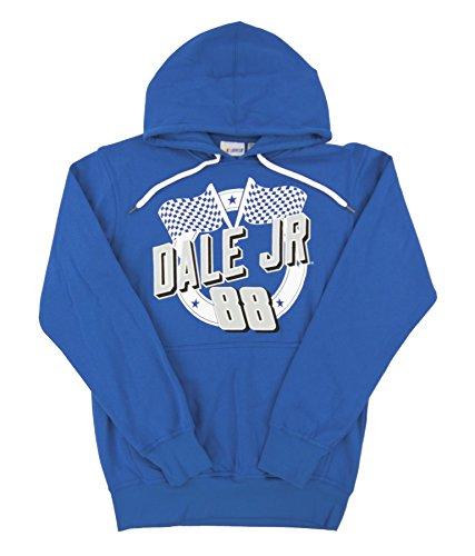 Dale Earnhardt Jr. #88 G-III Racing Royal Blue Fleece Hoodie (Adult Medium) Dale Earnhardt Jr Fleece