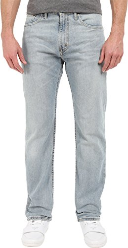 Levi's Men's 505 Regular Fit Jean, Golden Top, ()