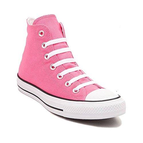 Converse Chuck Taylor All Star Lo Sneaker (Mens 6/Womens 8, Hi Top Neon ()