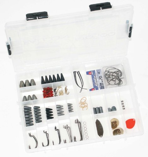Plano Hook and Sinker Organizer Box, Large (Plano Terminal)
